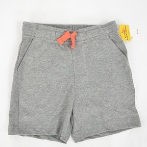NWT Cat & Jack Grey Toddler Stretchy Shorts